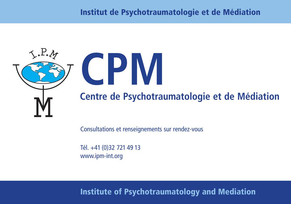 Centre Psychotraumatologie et Médiation (CPM)